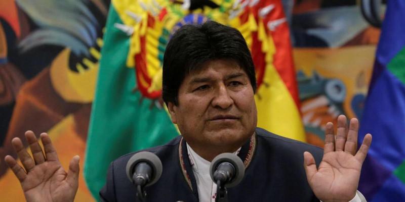 Com 99,99% das urnas apuradas, Evo Morales comemora vitória na Bolívia