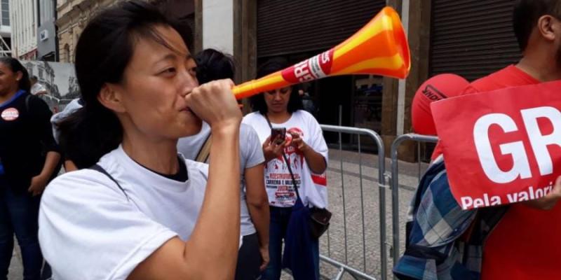Assembleia irá decidir greve na cidade de São Paulo