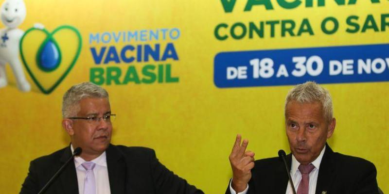 Importante imunizar mais de 9 milhões de jovens contra o sarampo