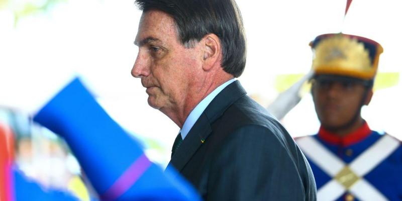 Bolsonaro diz que quer manter relações comerciais com Irã