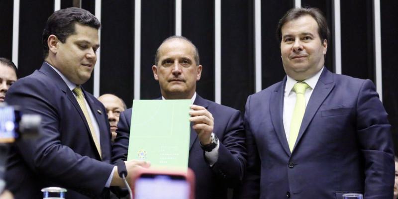 Bolsonaro define prioridades de 2020