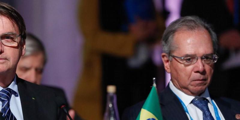 Governo congela salários de todos os servidores estaduais e municipais e Paulo Guedes é processado