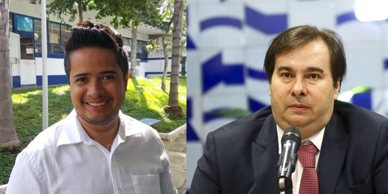 Sindicatos são defendidos por Rodrigo Maia