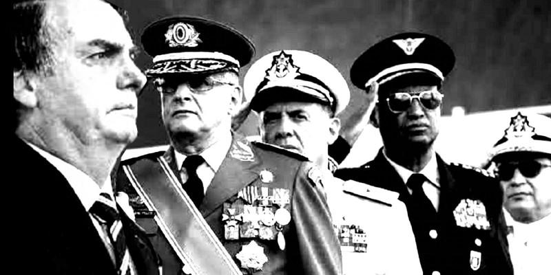 Fracassou golpe militar de Bolsonaro, revelou revista