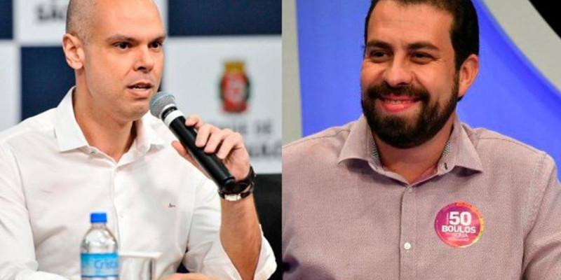 Servidores atenção! Bruno Covas e Boulos falam sobre reforma administrativa da Prefeitura SP