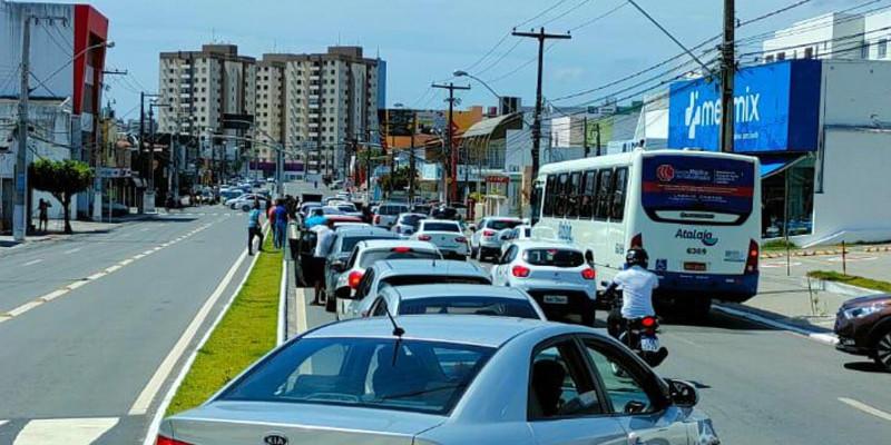 OTB apoia reivindicações de motoristas de aplicativos