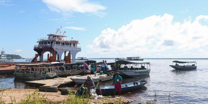 OTB alerta para cheias no Amazonas