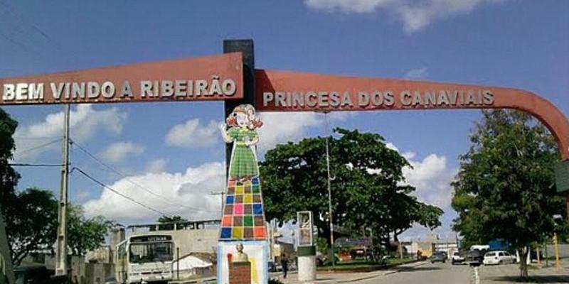OTB marca presença na cidade de Ribeirão, estado de Pernambuco