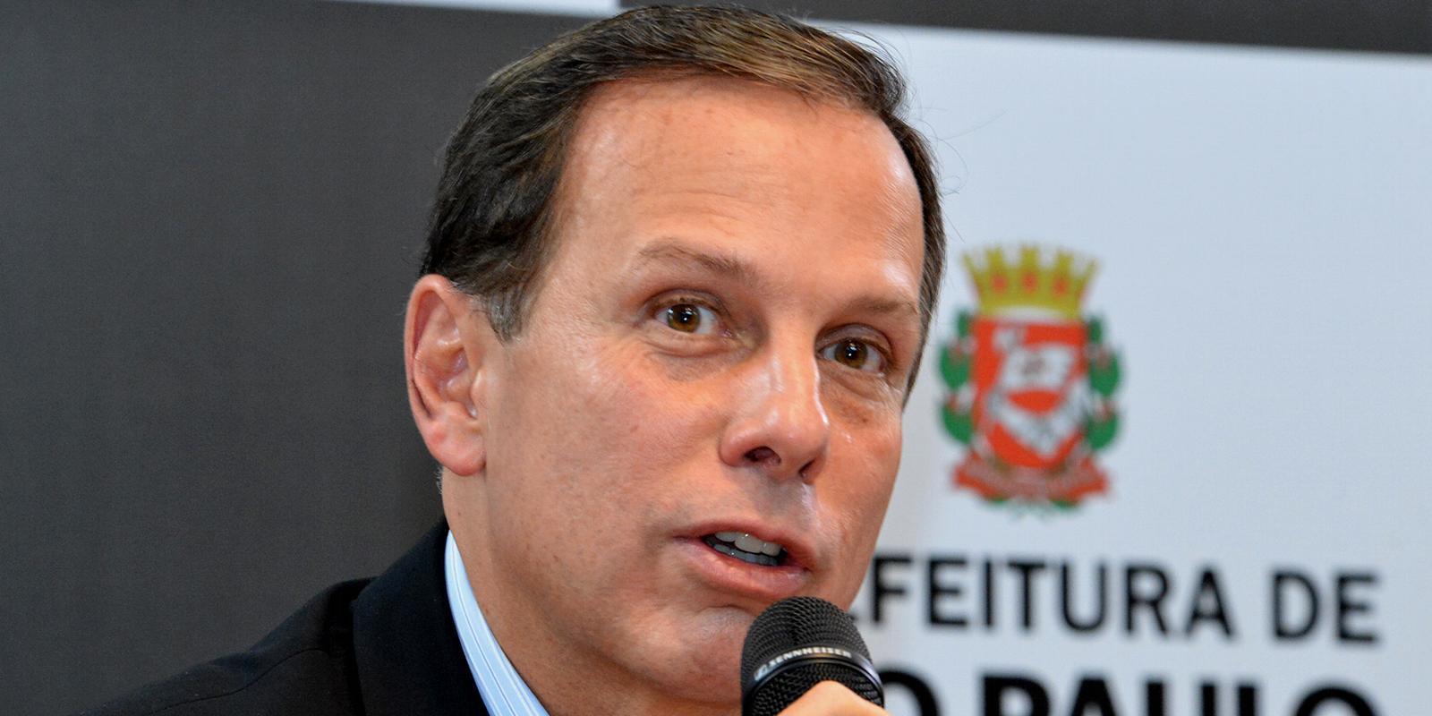 Doria propõe reajuste IPTU