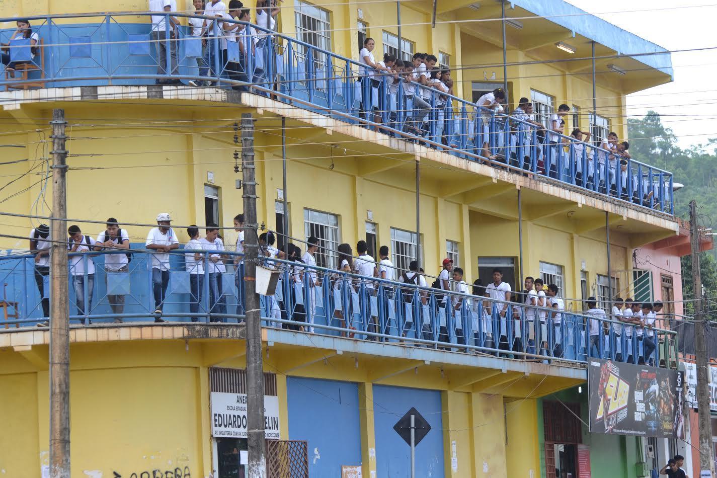 Faltam professores no Pará
