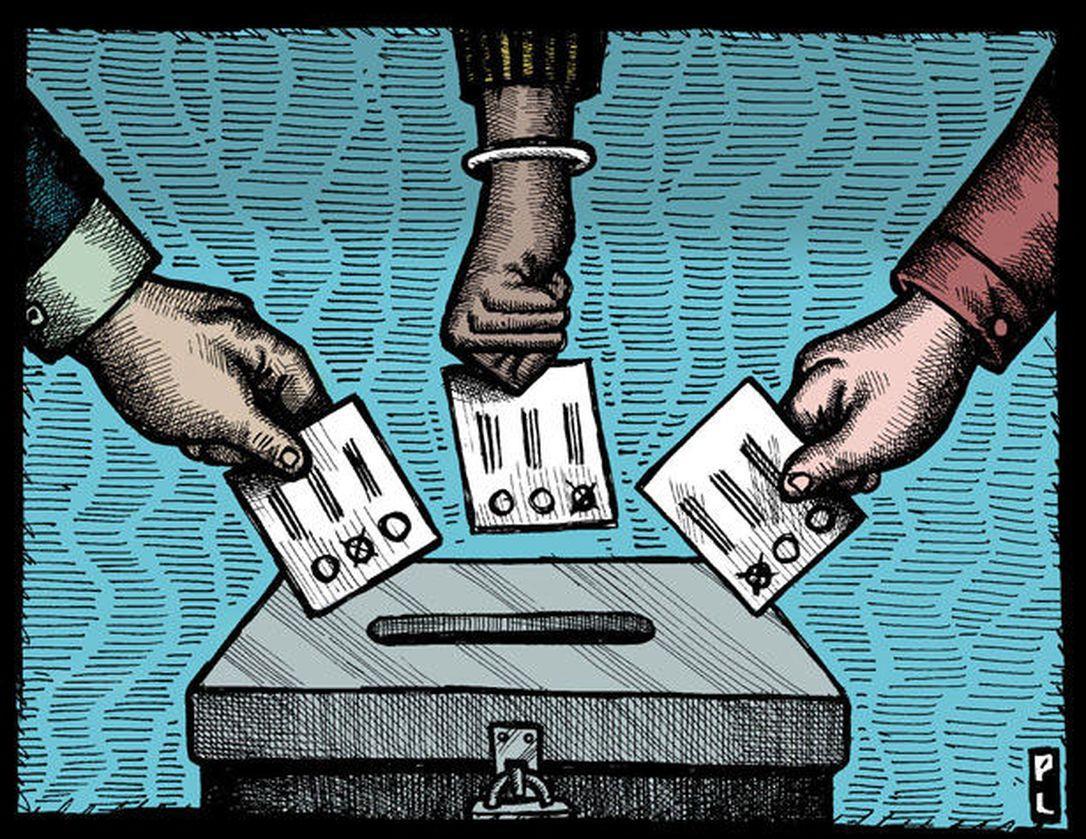 OTB e a expressão da democracia