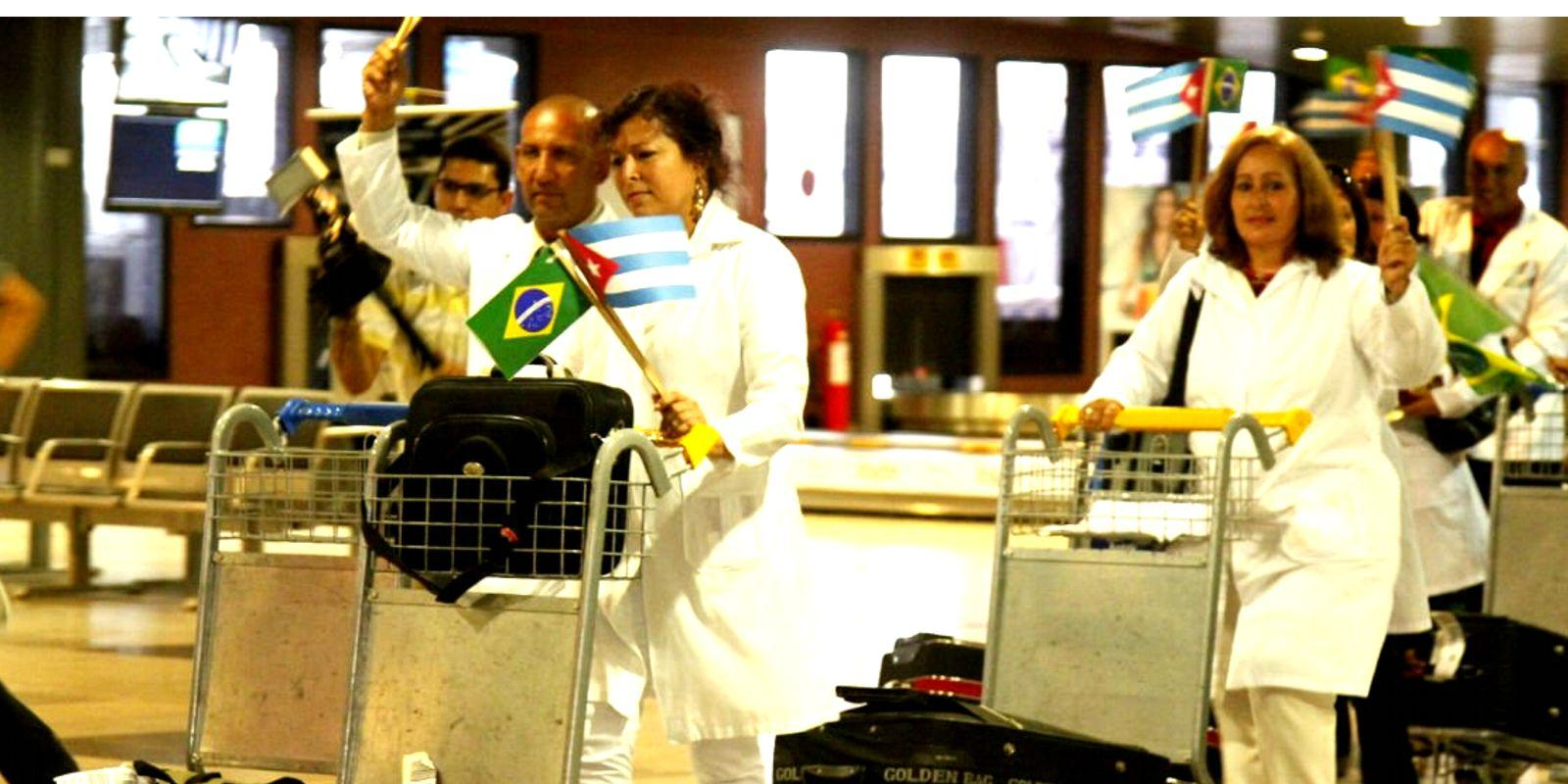 OTB envia pedido à Cuba