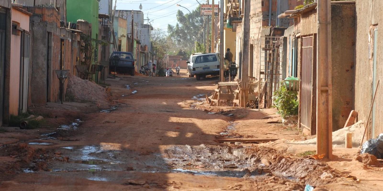 OTB alerta para aumento da pobreza no Brasil