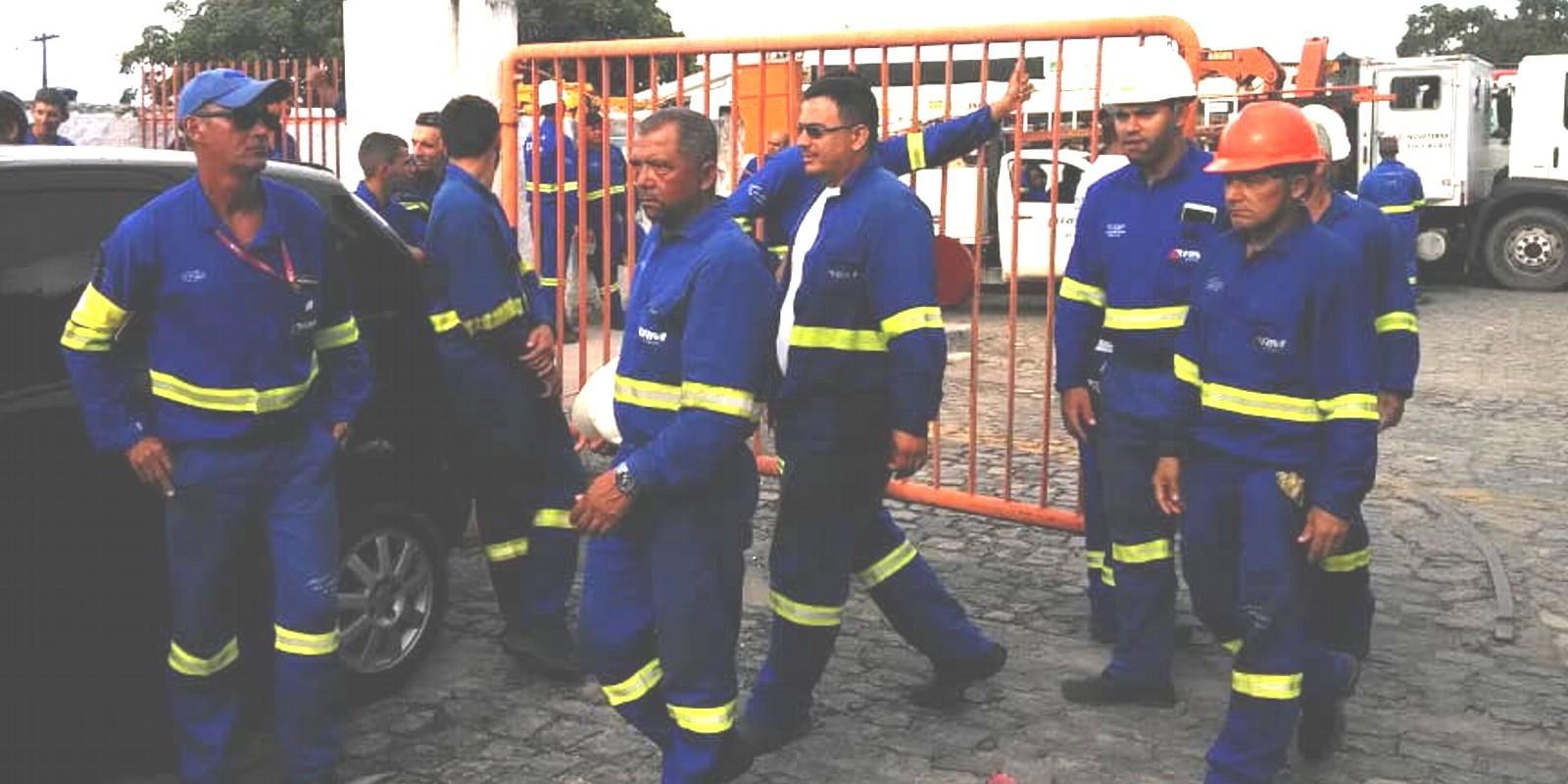 OTB apoia trabalhadores em Pernambuco