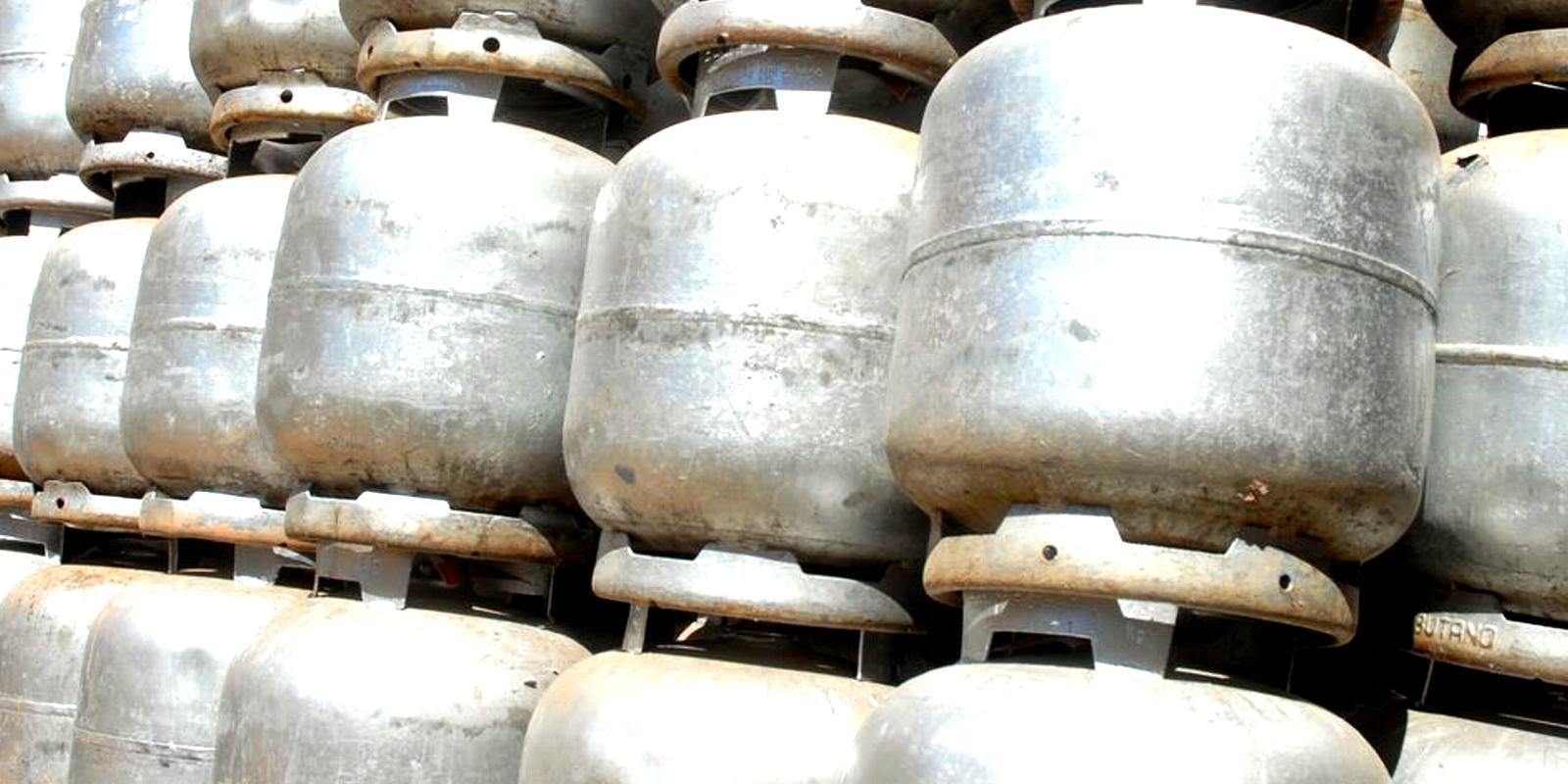 Petrobras reajusta gás de cozinha em 3,43%