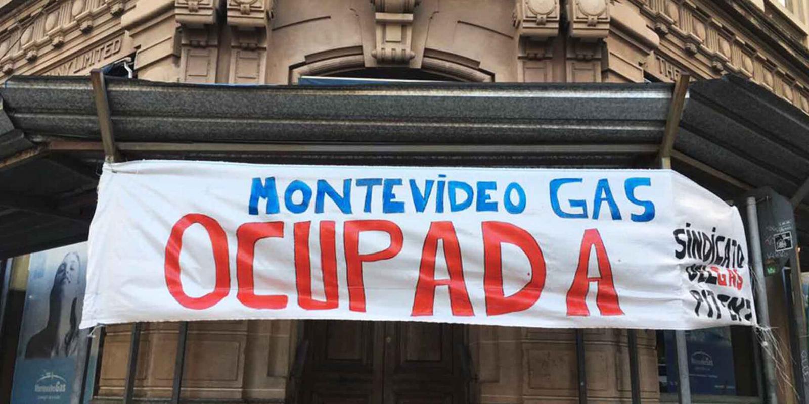 Trabalhadores da Petrobras em Montevidéu aprovam greve geral
