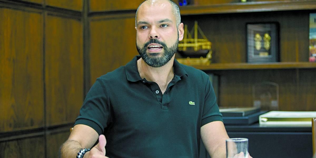 Aprovado o pacote de Bruno Covas sob protesto dos servidores