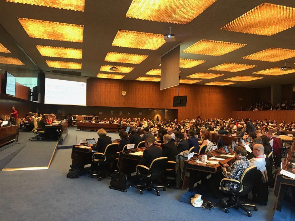 Reforma trabalhista brasileira volta à lista curta da OIT