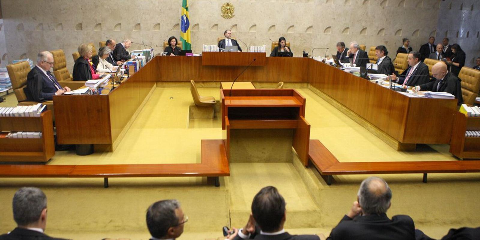 STF: maioria vota por limitar decreto que extingue conselhos federais