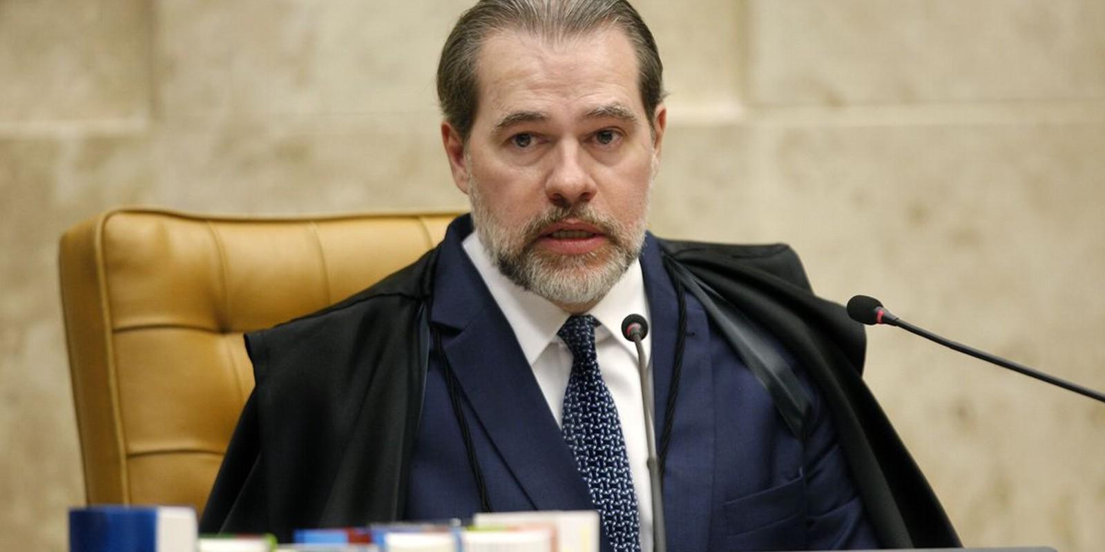 Por coincidência Toffoli suspende processo de Flávio Bolsonaro