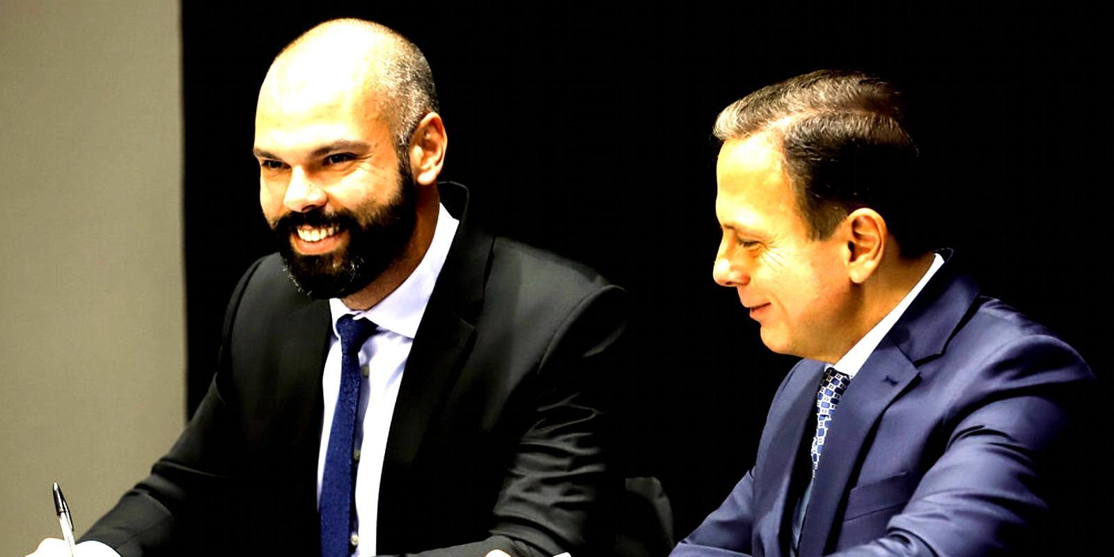 PSDB MG pede expulsão de Bruno Covas