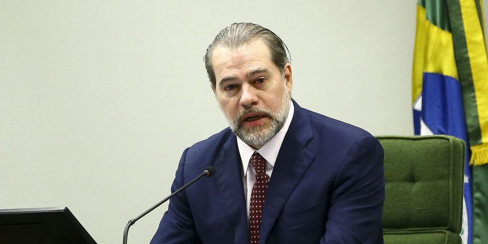 Toffoli garantiu a sindicalistas acompanhar votação da reforma