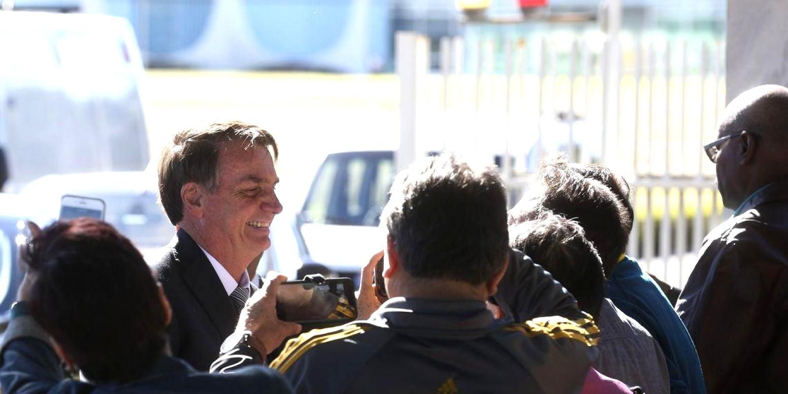 Bolsonaro defende que Senado aprove mesmo texto da Câmara