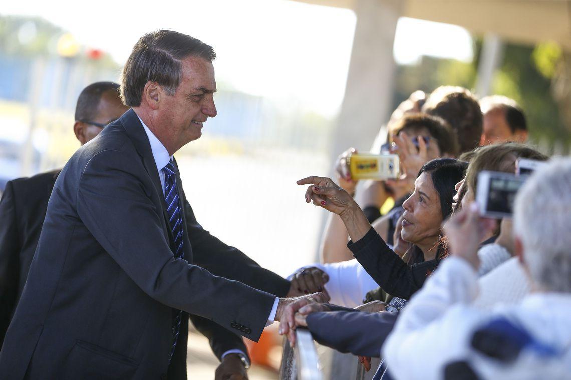 Bolsonaro se reúne com governadores da Amazônia Legal