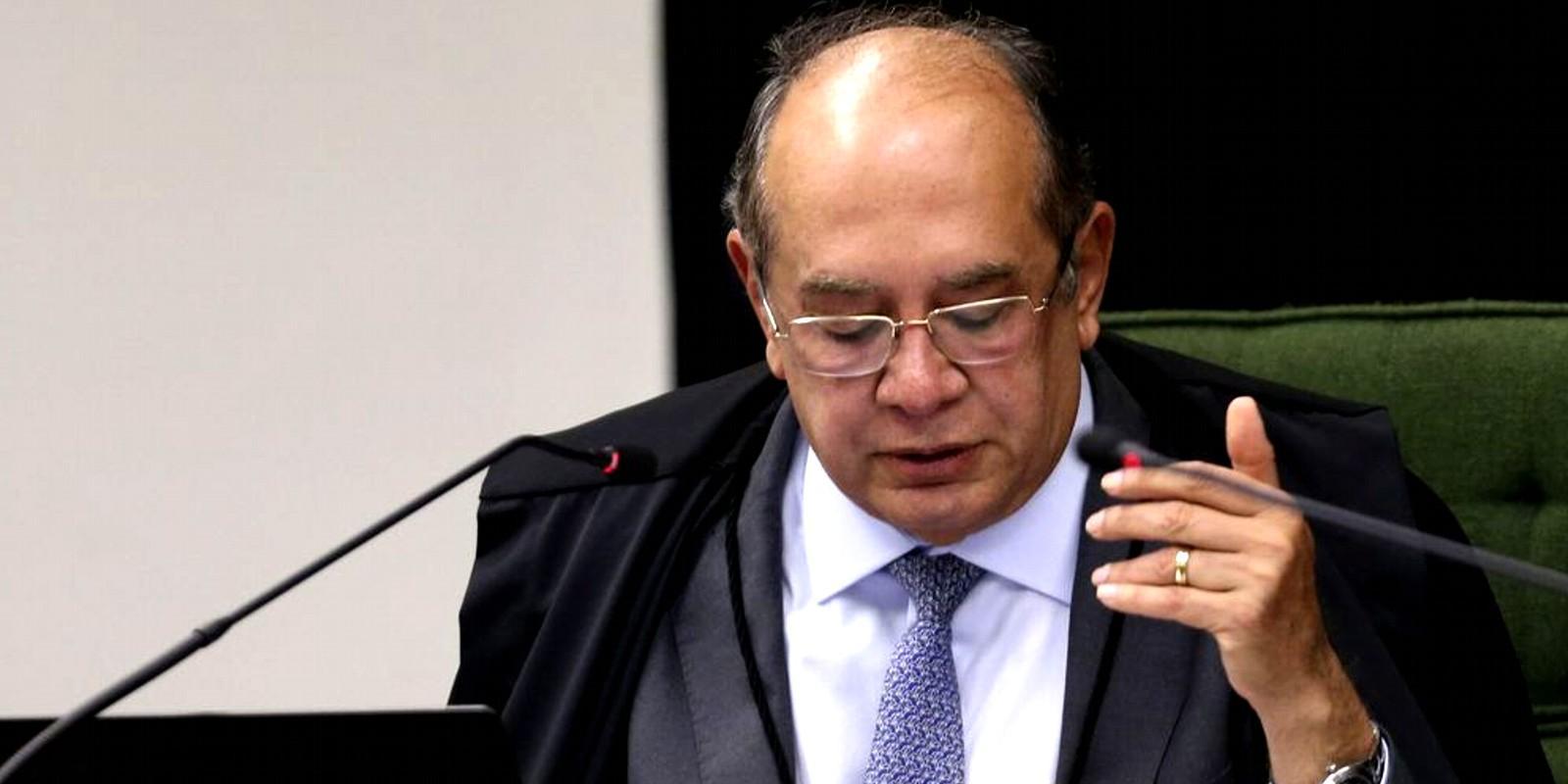 Gilmar Mendes diz que lei de abuso valerá para todas as autoridades