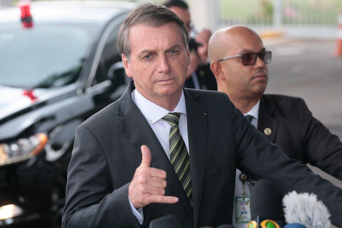 Insensível, Bolsonaro diz que governo não atuará para baixar o preço da carne