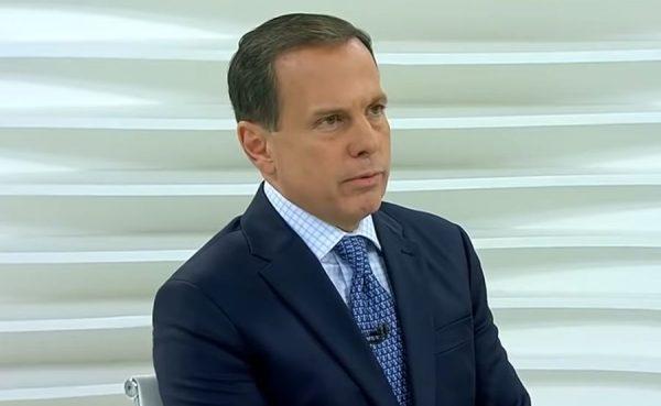 João Doria promove calote aos servidores de SP