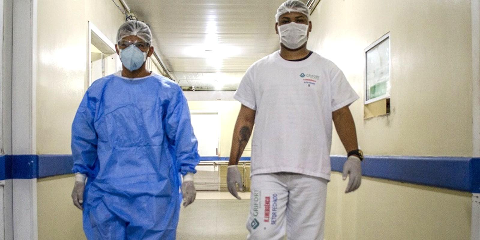 Prefeitura SP em alerta devido à morte de servidores da saúde