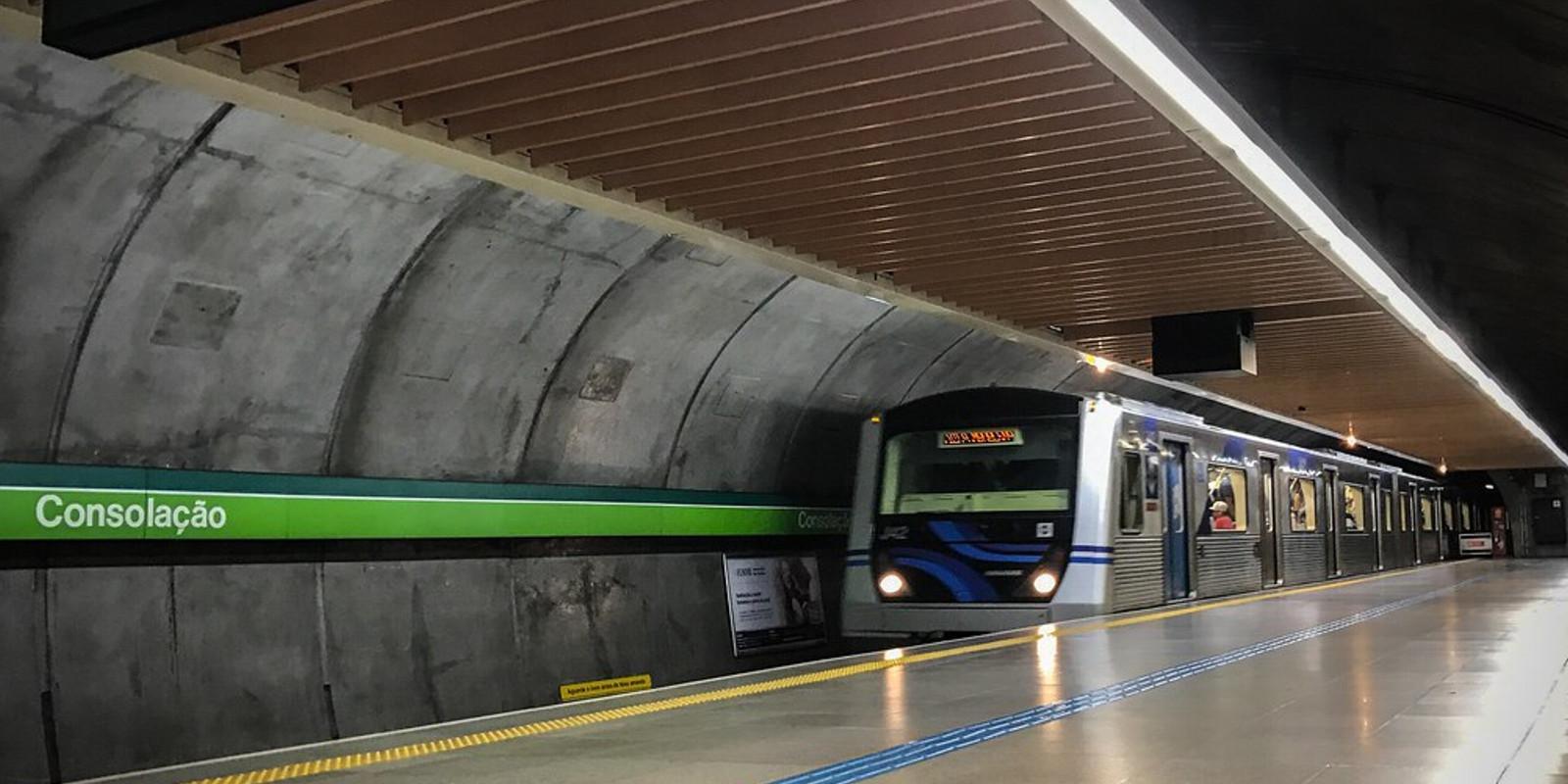 Metrô SP perdeu 5 funcionários para a covid e tem 282 contaminados