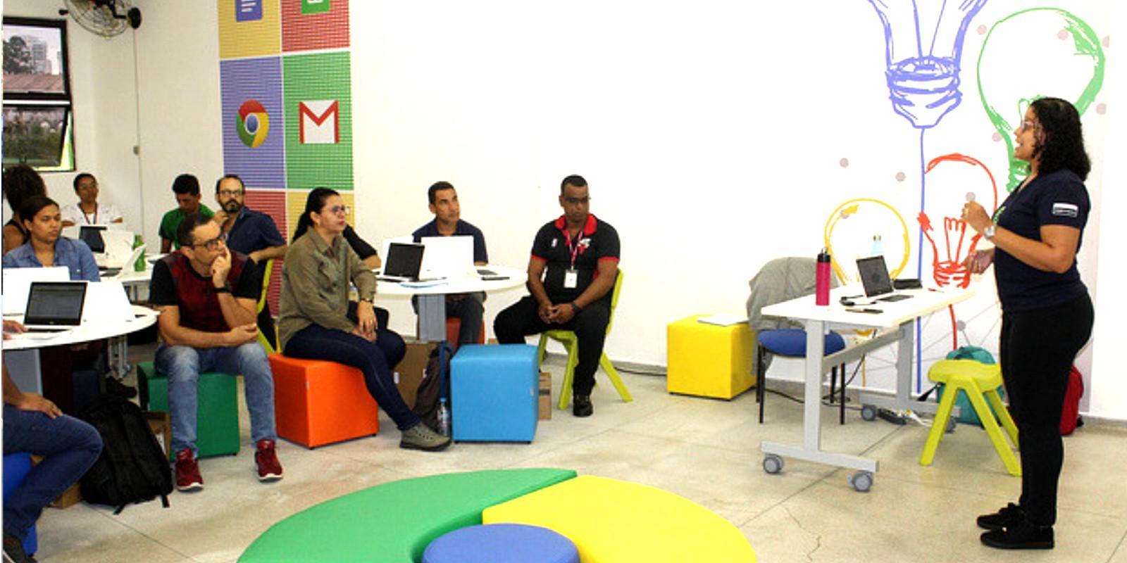 OTB apresenta soluções para educação em Barueri, cidade do estado de SP
